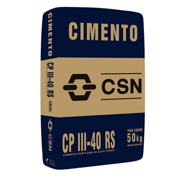 Cimento CPIII – CSN